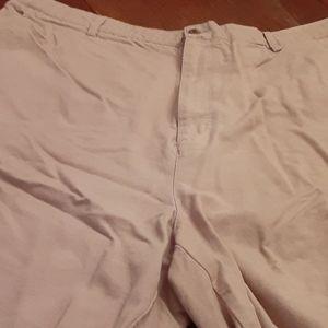 Khaki shorts size 42 waist